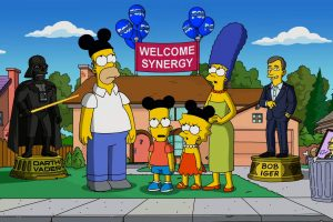 los simpson en disney plus